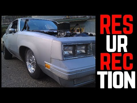 1985 Oldsmobile Cutlass Supreme Resurrection! - 454 and Turbo 400