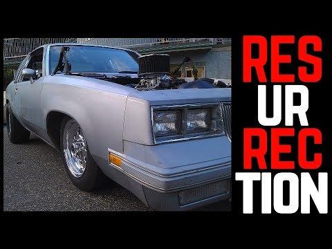 1985 Oldsmobile Cutlass Supreme Resurrection! - 454 and Turbo 400 Music Videos