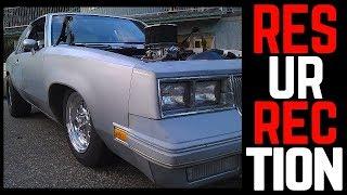 1985 Oldsmobile Cutlass Supreme Resurrection! - 454 and Turbo 400