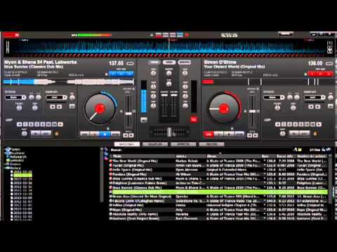 A way for making a Continuous Mix (DJ Set) on Virtual DJ Pro