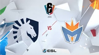 Six Invitational 2019 – Team Liquid vs. Mock-it Esports