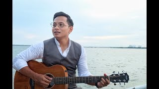 AKAD - PAYUNG TEDUH ACCOUSTIC VERSION COVER BY ALGHUFRON