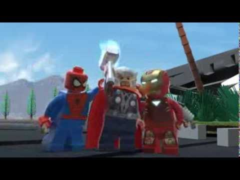 LEGO MARVEL Super Heroes - Maximum Overload Episodes 5 - Assault, Off-Asgard