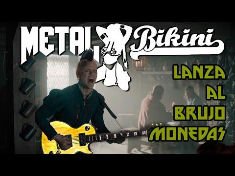 Lanza al brujo monedas (The Witcher) - Metal Bikini