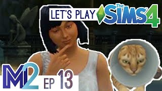Let's Play The Sims 4 - Vets and Vampires (Eden-Cho Season 3 Ep 13)