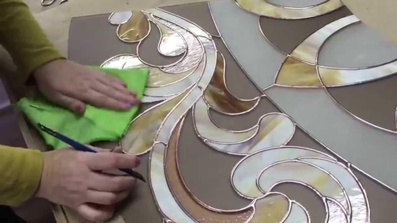 Как изготавливать стекло своими руками 18