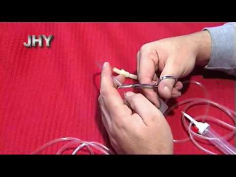 Плетение из капельницы - Блог