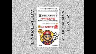 Super Mario Bros. 2 (Bonus Worlds) (FDS) Worlds C & D (Final)