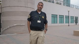 Testing american security guards