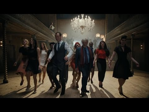 Choreographic Dance - JOHNNIE WALKER - Blue Label - Jude Law & Giancarlo Giannini