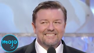 Top 10 Funniest Ricky Gervais Moments