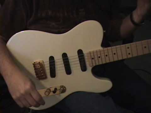 Fender Telecaster James Burton Guitar Review Scott Grove