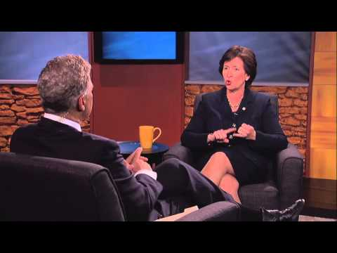 Union County College | McMenamin | Steve Adubato | One-on-One