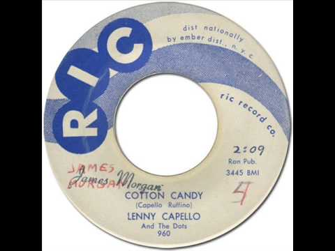 Thumbnail of video LENNY CAPELLO & THE DOTS - Cotton Candy [Ric 960] 1959