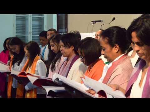 INDRO NY FAMONJENA (Chorale Malagasy Senegal)