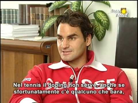 ROGER FEDERER INTERVIEW 2009 DAVIS CUP