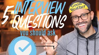 5 Great Questions to Ask in an Interview (2019) - Amazon Guy