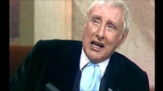 Spike on Irish TV (the late late show)