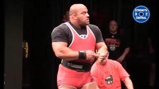 Eric Lilliebridge - 4th Place Big Dogs 3 ($5000) - 1085 kg Total