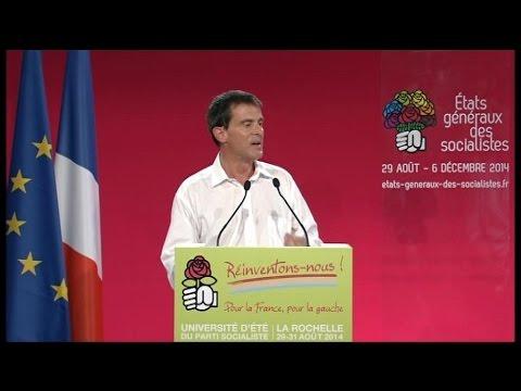 Valls fait applaudir Hollande à La Rochelle