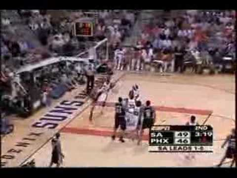 Manu Ginobili's MIX Video
