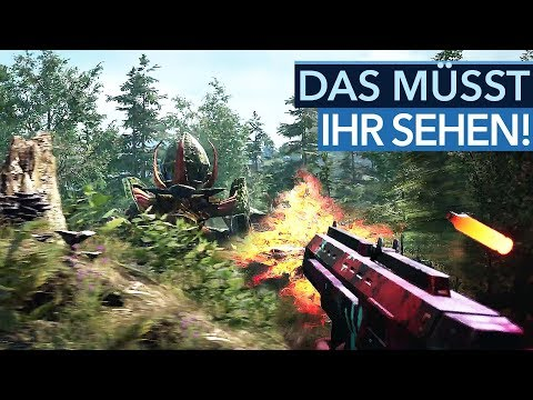 Neue Action-Spiele, Shooter & Gameplay zu wichtigen Updates - Trailer-Rotation