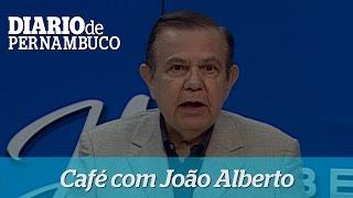 Caf� com Jo�o Alberto 16 01 2015