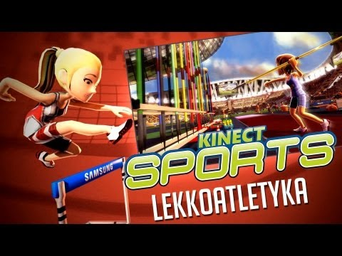 #2 Zagrajmy w Kinect Sport - Lekkoatletyka (Track and Field) - PL