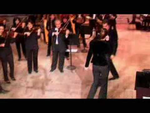 ترا�� ز�با� ����ر� Shahkar Bineshpajooh with Vienna Philharmonic Orchestra & Yerevan Symphony Orchestra.