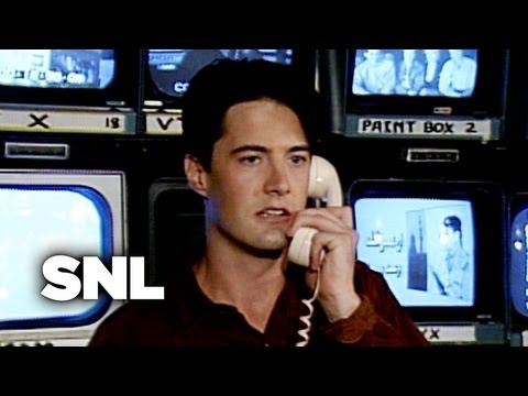 Kyle MacLachlan Monologue - Saturday Night Live