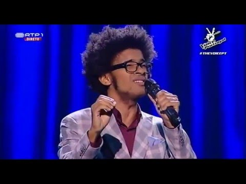 "Alfredo Costa – ""Eu sei"" - 1ª Gala The Voice Portugal 