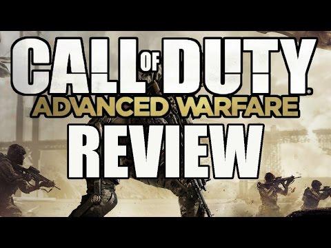 COD ADVANCED WARFARE REVIEW (Call of Duty Advanced Warfare Review)