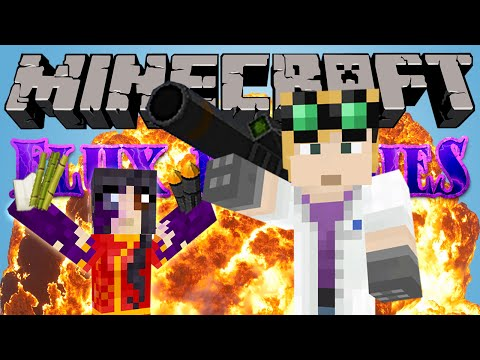 Minecraft - Flux Buddies #47 - A Crazy Plan (yogscast Complete Mod Pack) video