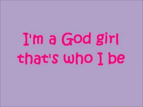 Jamie Grace - God Girl (with Lyrics)