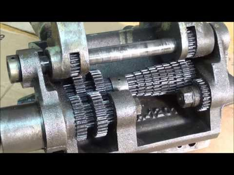 MACHINE SHOP TIPS #130 Repairig a Logan Lathe Gear Box PART 1 tubalcain