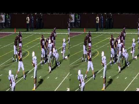 Prattville High School Football Play 3D Test