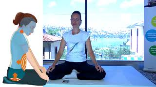 Kapala Bhati / Breathing Technique for Speeding up the Metabolism and to Support Losing Weight No:2