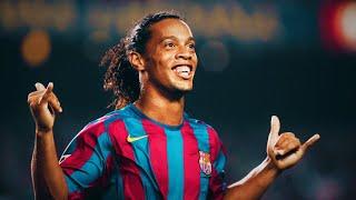Ronaldinho Mas Que Nada Obrigado Roni Part 1