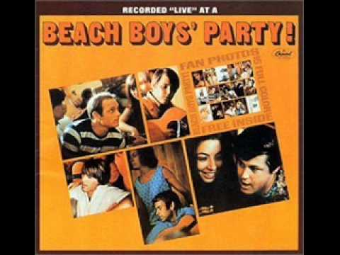 Beach Boys - Medley (I Get Around/Little Deuce Coupe)