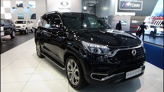 2019 SsangYong Rexton e-XDi 220 7AT 4WD Sapphire - Exterior and Interior - Auto Show Brussels 2019