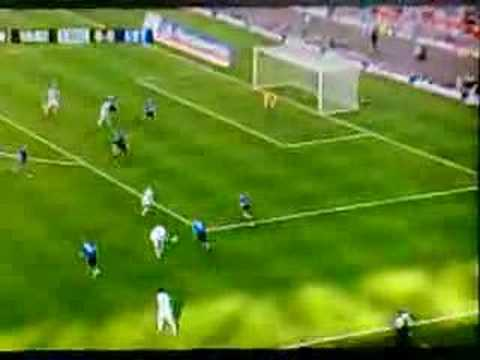 Shaun Wright-Phillips Goal v Estonia