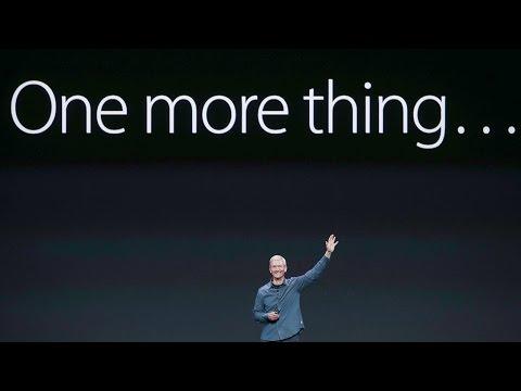 Полная презентация iPhone 6. Apple Watch + конкурс!