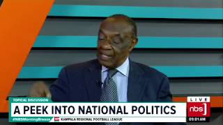 A Peek into National Politics| NBS Topical Discussion