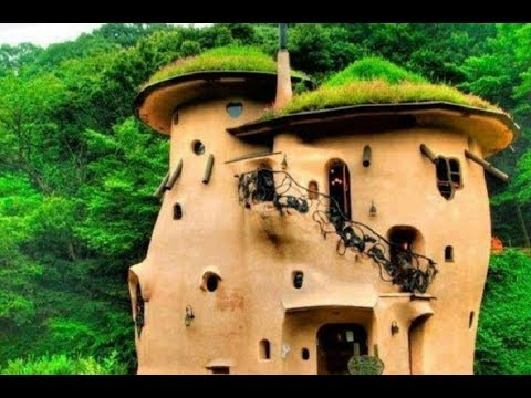 The Most Beautiful Green Cob Houses Unique Ideas! World Best Top 35 ...