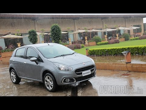 2014 Fiat Punto Evo - First Drive Review (India)