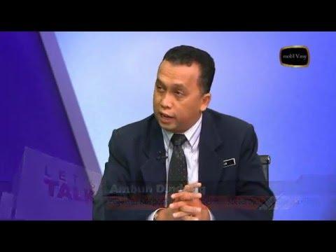 Let's Talk - Gelombang Ketiga Banjir - 15/01/15