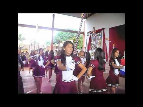 Presentación Chiroleras y Banda Lisa CRESR 2010