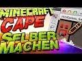 Minecraft Cape SELBER MACHEN! ▽ Persönliches Minecraft Cape Erstellen ▽ Deutsch Mac & Windows