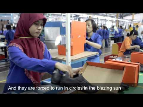 nike the sweatshop debate-case study solution