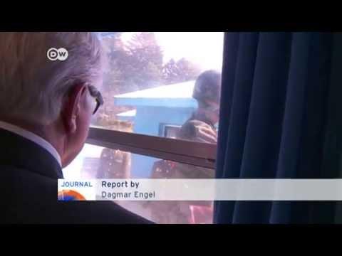 Korea: Steinmeier visits border zone | Journal